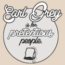 PersonaliTEAs - Earl Grey by Chris Carruthers
