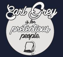 PersonaliTEAs - Earl Grey Kids Tee