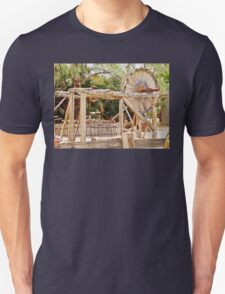 Old Equipment in Death Valley Unisex T-Shirt