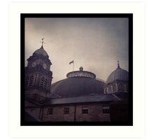 The Dome, Buxton Art Print