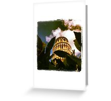 The Leaning Tower of Pisa Greeting Card