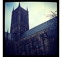 Lincoln Minster Photographic Print