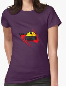 Born to Exterminate(Eternal) Womens Fitted T-Shirt