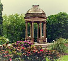 Barran's Fountain by Tim Waters