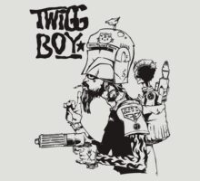 Twig Boy, not Tank Girl by Twiggboy
