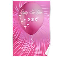 ❀◕‿◕❀ HAPPY NEW YEAR THE BEST IN 2013 ❀◕‿◕❀ Poster