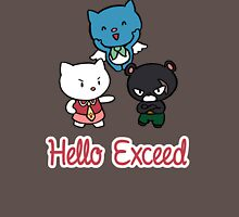 Hello Exceed Unisex T-Shirt