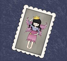 Whimsical Little Fairy Princess by ArtformDesigns