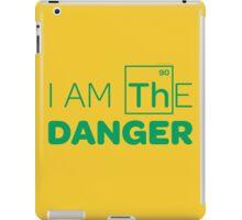 Breaking Bad - I AM THE DANGER! iPad Case/Skin