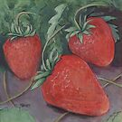 Strawberry Fields by Michael Beckett