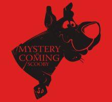 Mystery is coming Kids Tee