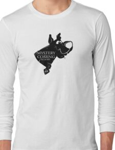 Mystery is coming Long Sleeve T-Shirt