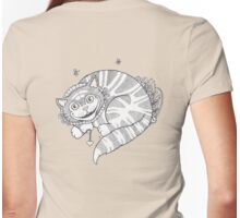 The Cheshire Grins Womens Fitted T-Shirt