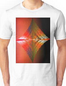Alternative Snowflake Unisex T-Shirt