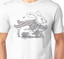 The White Rabbit Rush  Unisex T-Shirt
