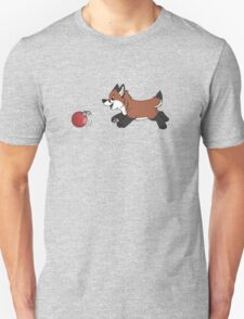 Ornament Chaser- Red Fox T-Shirt