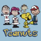 Peanuts - Gotta Catch 'Em All by stevebluey