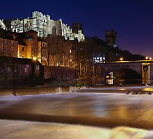 Durham Castle by David Lewins