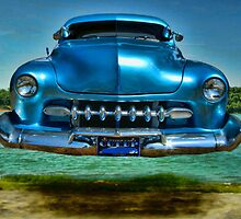 1951 Mercury Low Rider Hoover Craft by TeeMack