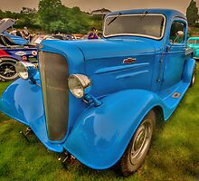 '37 Chevy by Steve Walser
