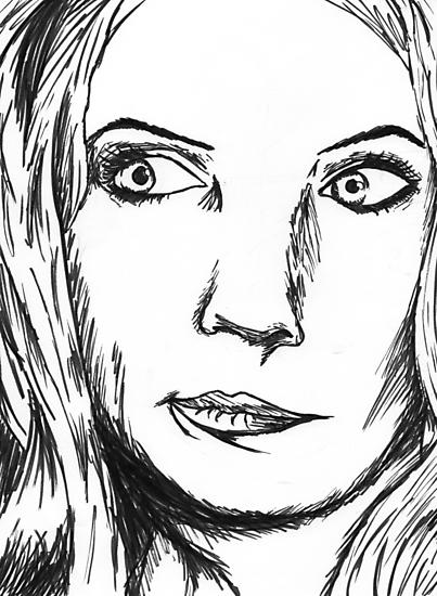 Gillan by drawingdream