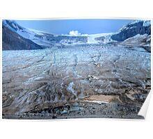 Crusted Glacier à la Mode Poster