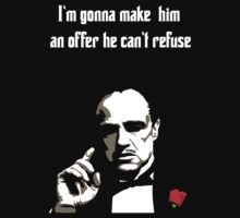 The Godfather - An offer by beukenoot666