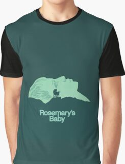 Pray For Rosemary's Baby Graphic T-Shirt