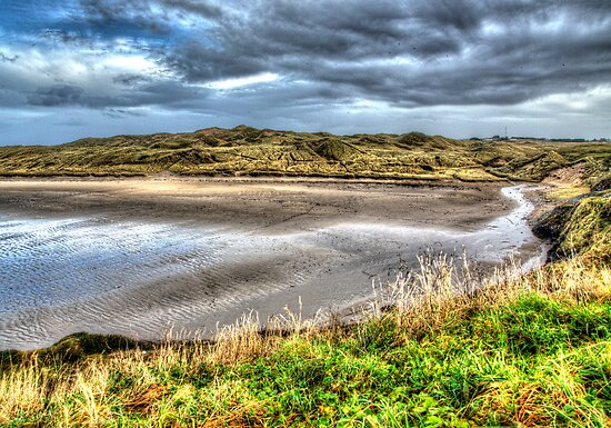 The Dunes On Tullen by runnerpaul