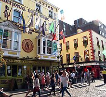 Dublin by Marcia Luly