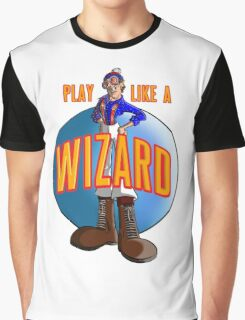 Play like a WIZARD! Graphic T-Shirt