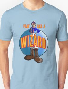 Play like a WIZARD! T-Shirt