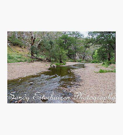 """Turon River"" Photographic Print"