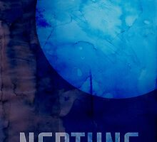 The Planet Neptune by ArtPrints