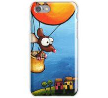 Hot-air Balloon  iPhone Case/Skin