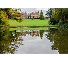 """Tylney Hall"" Photographic Print"