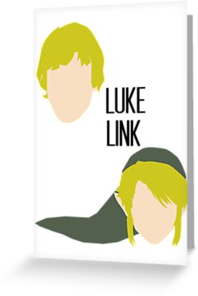 Luke-Link by CalvertSheik