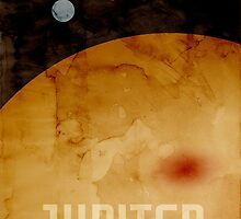 The Planet Jupiter by ArtPrints
