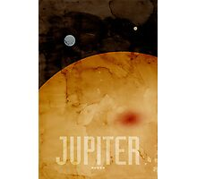 The Planet Jupiter Photographic Print