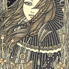 Freyja by Anita Inverarity
