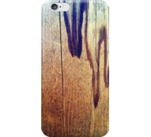 Stained With Time iPhone Case/Skin