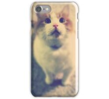 Pink Nose iPhone Case/Skin