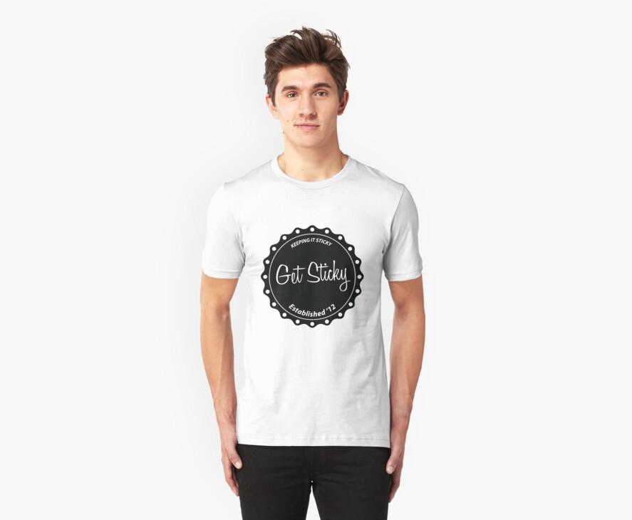 Get Sticky - Plain Black by GetSticky