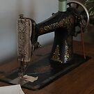 Grandmother's Sewing Machine by TxGimGim