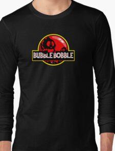 Bubble Bobble Park Long Sleeve T-Shirt