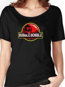 Bubble Bobble Park Women's Relaxed Fit T-Shirt