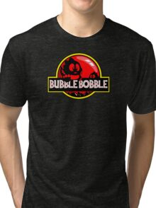 Bubble Bobble Park Tri-blend T-Shirt