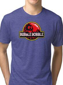 Bubble Bobble Park Tri-blend T-Shirt