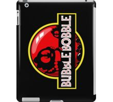 Bubble Bobble Park iPad Case/Skin