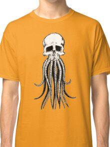Skull octopus/davy jones Classic T-Shirt